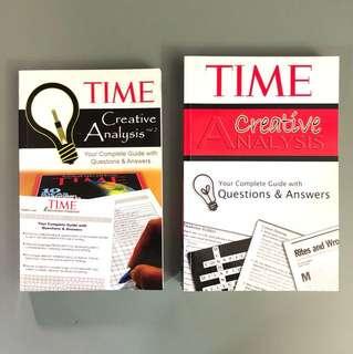 Time Creative Analysis Guidebook
