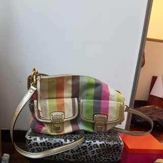 Sling bag coach