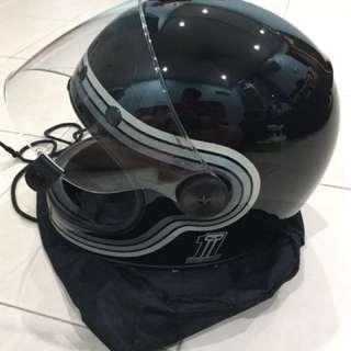 Classic Harley Davidson Bullitt Helmet