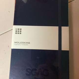 Special SGAG Moleskine Notebook