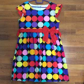 Girls Dress Size 6 and Size 7