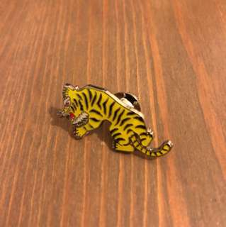 Wacko Maria Tiger Pin