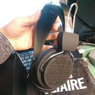 全新Zadig & Voltaire Headset