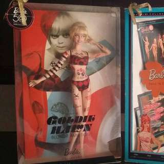 Goldie Hawn Blonde Ambition Barbie doll