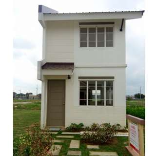 Single Attached House & Lot For Sale in Savannah Fields General Trias Cavite
