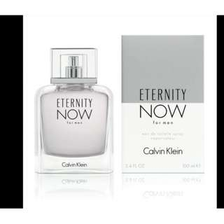 Eternity Now for men Calvin Klein -