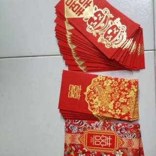 Red Packets wedding double Xi angbao