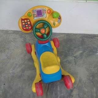 Vtech Brand Detachable Multi-style toy
