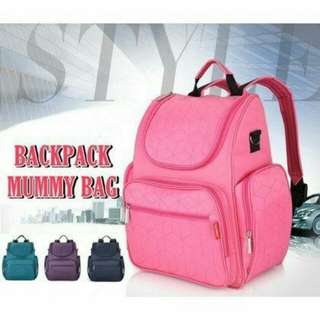 BACKPACK MUMMY BAG
