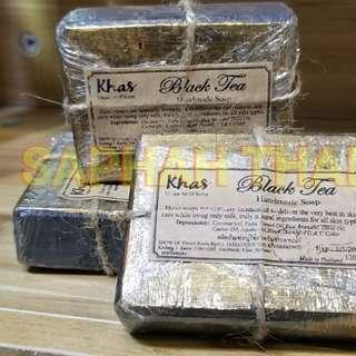 紅茶萃取物荷荷巴油手工皂