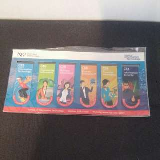 Magnet Paper Clip or Bookmarks (NYP)