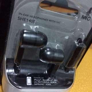 Philips: Brand new earphone