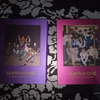 WannaOne ALBUMS