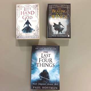 The Left Hand of God Trilogy