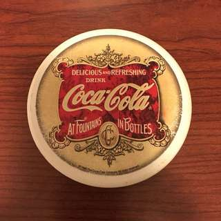 可口可樂 陶瓷杯墊 Coca Cola Ceramic coaster