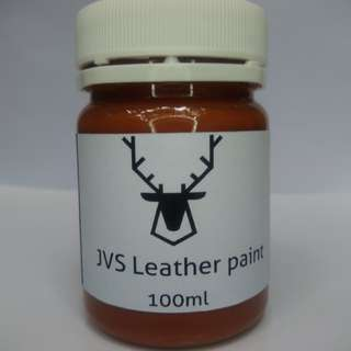 Tan Brown Leather paint
