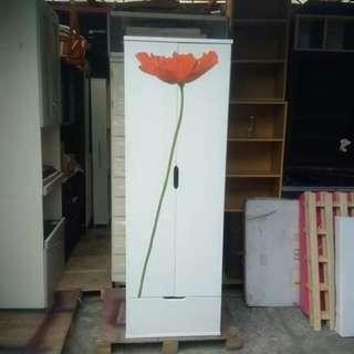 2 Door Wardrobe Cabinet 💞❣️💕