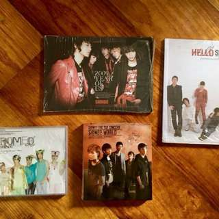 SHINee Album Bundle