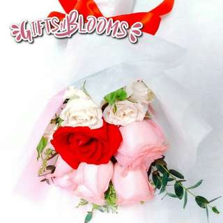 Valentine's Bouquet Vday Flower Gift Special V262 - NQBYW