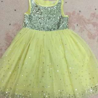 Girl's Dress (3-5yo)