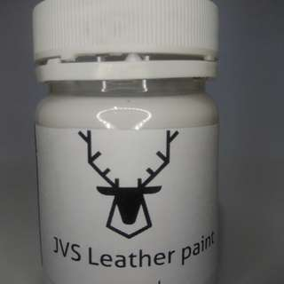 Natural/ Clear leather paint/dressing