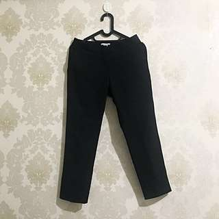 H&M black pants