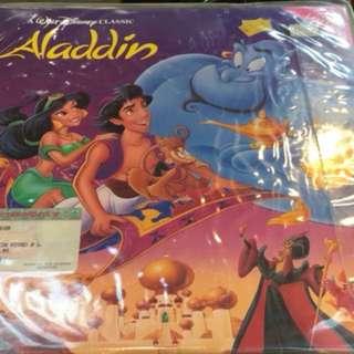 Aladdin Vinyl - Old Songs