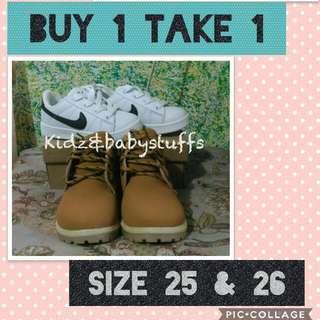 Buy 1 Take 1 Kids Shoes