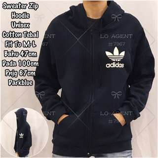<Ready stock> Adidas Jacket Hoodie