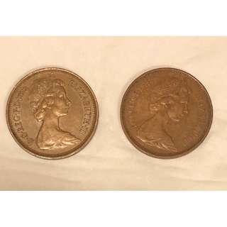 大英帝國硬幣