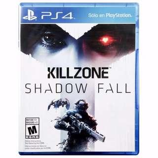 Killzone Shadow Fall PS4 Shadowfall