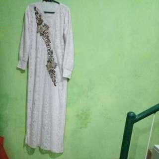 Abaya brukat