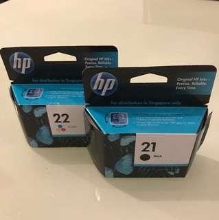 HP PRINTER INK CARTRIDGE / HP deskjet ink cartridge