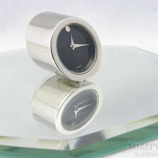 Movado mini desk clock