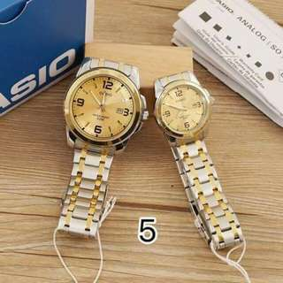 Casio couple watch (OEM)
