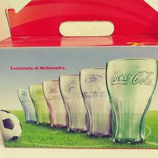 世界杯可口可樂杯×6