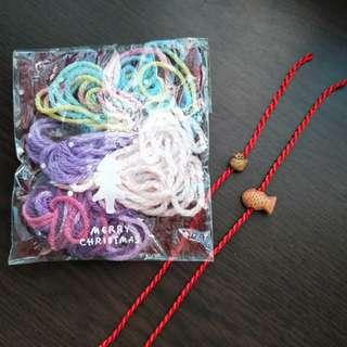 Strings grab bag ʕ•ﻌ•ʔ