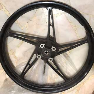Spark standard rim