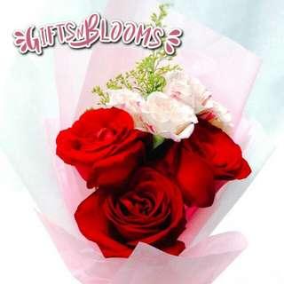 Valentine's Bouquet Vday Flower Gift Special V263 - NVHXX