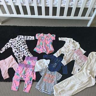 Baby Girls Clothes And Accessories
