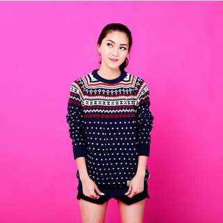 Sweater shirt rajut kevas.co