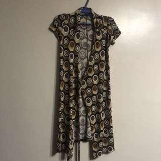 Get Laud Wrap around Dress