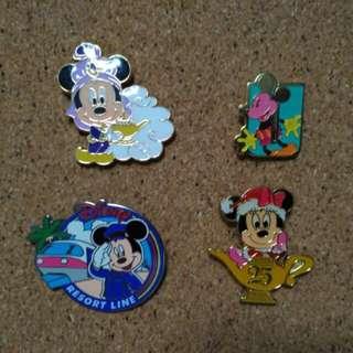 Mickey Mouse Disney Set