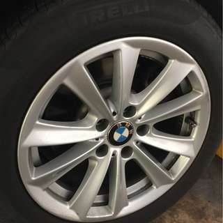 ORIGINAL BMW SPORT RIMS