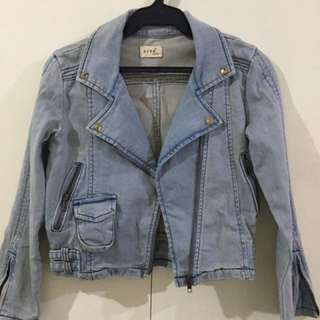 PRE-LOVED: Maong Jacket