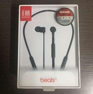 BeatsX 黑色