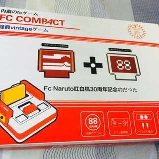 FC Compact Classic Family Computer