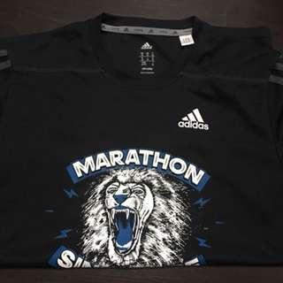 Adidas Running Shirt (Climalite)