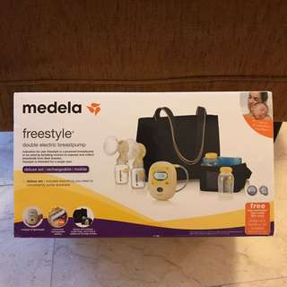 BNIB Medela Freestyle Double Electric Breast Pump
