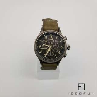全新 Timex Expedition Scout Chronograph 手錶